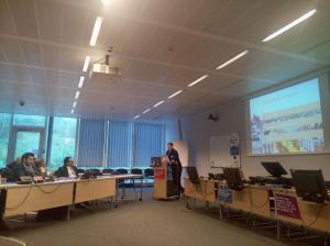 AlbertoGT en la Comision Europea